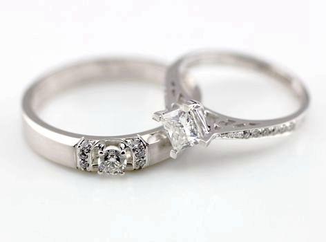 华丽完美婚戒诠释贵族气质