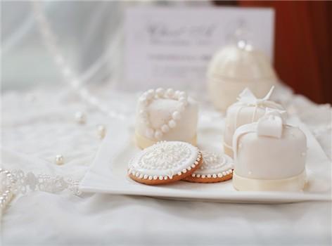《婚礼系列》主题翻糖蛋糕套系
