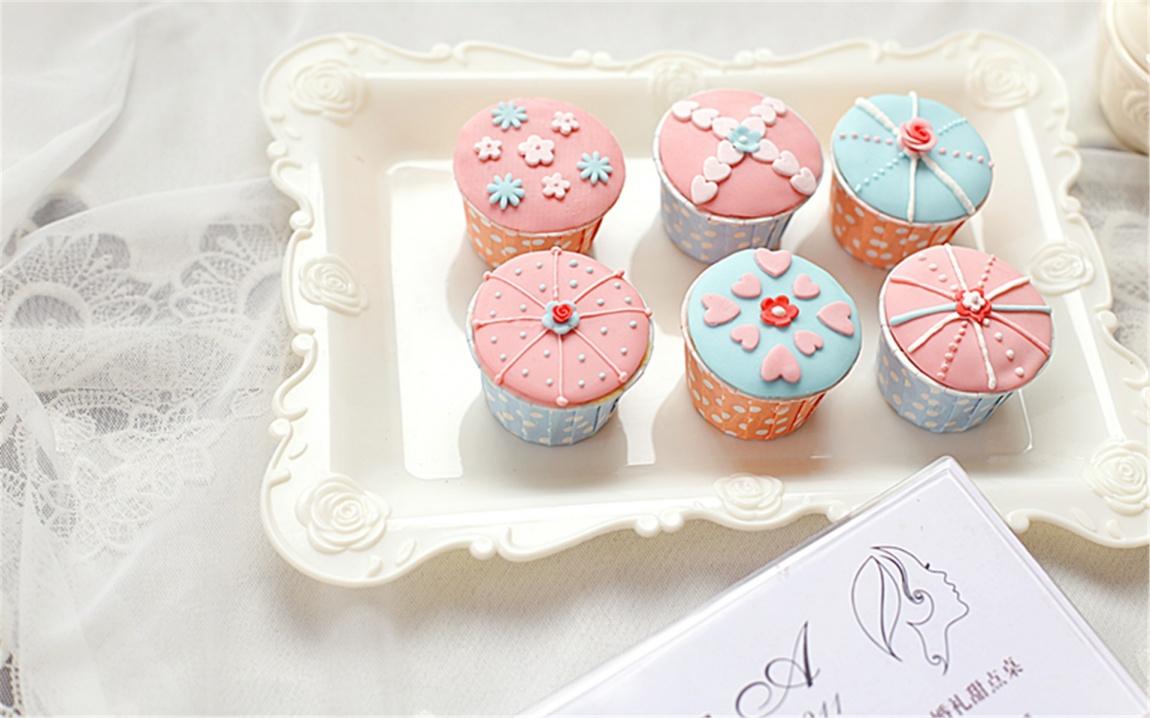 欧式翻糖饼干的图片