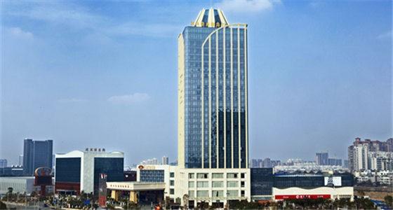 【武汉欧亚会展国际酒店】酒店外观图片