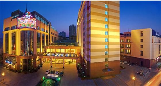 【新华诺富特大饭店】酒店环境