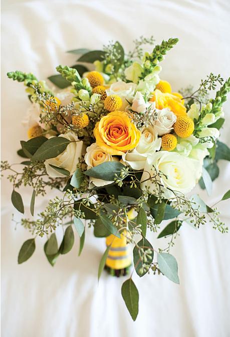 新娘手捧花怎么选 不如来点特别的鲜花吧