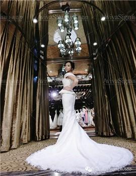 美婚纱系列—人鱼公主5_sign薇拉上善礼服馆
