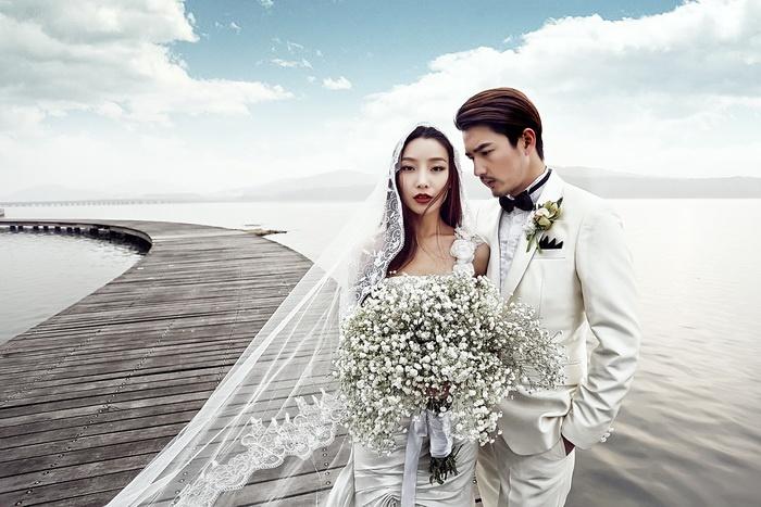 2017婚纱照流行风格