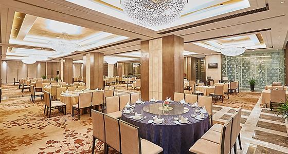 宴会厅收银台装修欧式效果图