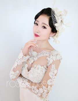 Rose-Miss婚纱造型定制_Rose-Miss婚纱会所客片更新(2016.7.1)