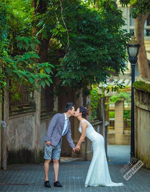 【唯一视觉杯结婚日记-22号】挚爱一生!从校园到婚纱从出国到成家;百转千回,都只为他!