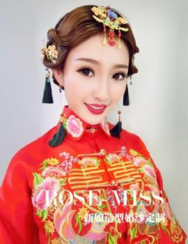 Rose-Miss婚纱造型定制_Rose-Miss婚纱会所客片更新(2016.10.8)