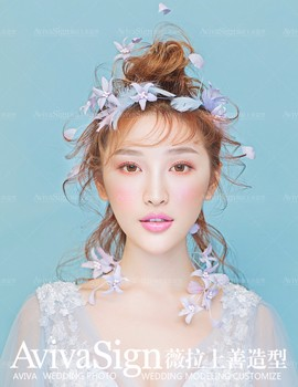 ?2016薇拉上善造型秋冬季最新样片发布--《日韩风尚减龄妆》