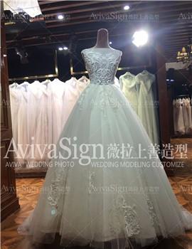 韩国净洁新款,最高的品质给到每一位新娘~