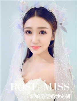 Rose-Miss婚纱造型定制_Rose-Miss婚纱会所客片更新(2016.11.15)