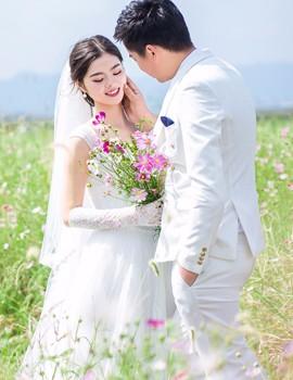 【客片鉴赏】-Mr. 彭&Mrs.白