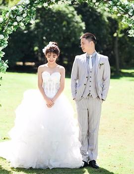【客片鉴赏】-Mr. 林&Mrs. 周
