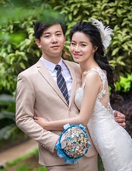 【客片鉴赏】-Mr. 陈&Mrs. 杨