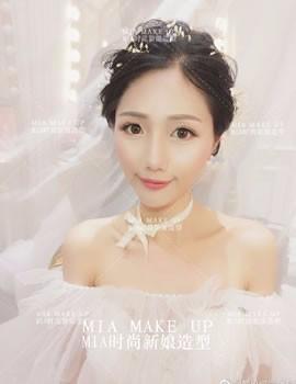 MIA MAKE UP新娘造型_【MIA每日客片更新】2017.04.19