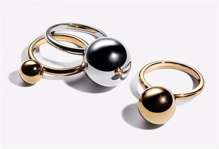 蒂芙尼发布全新Tiffany   -- 「HardWear」系列珠宝