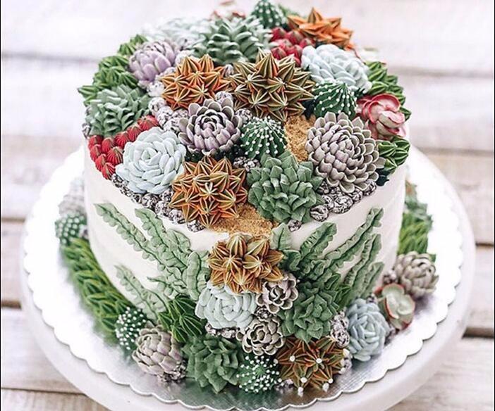 迎接夏日时序:甜点师 Ivenoven将植物灵魂注入蛋糕