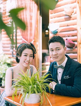 非凡摄影_Mr陈&Mrs滑