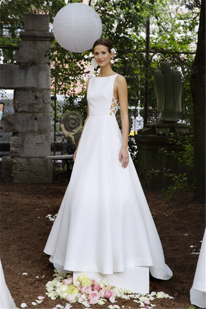2018秋季纽约婚纱周来袭