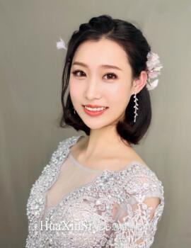 花心思造型_2月【花心思试妆客片】精选(4)