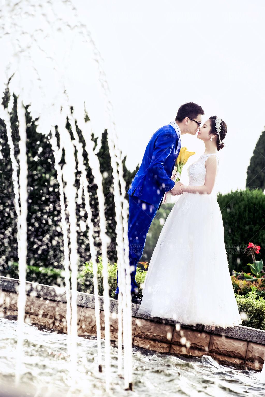 三亚婚纱婚纱摄影